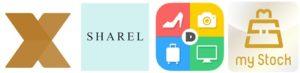ブランドレンタルアプリ