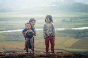 タイ農村部