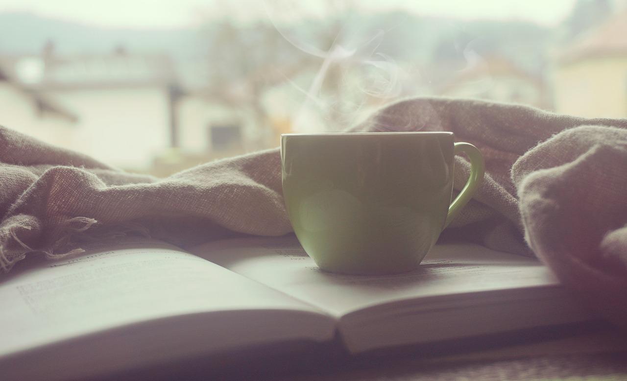 コーヒー 本 リラックス